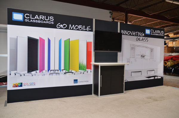 The latest exhibit associates tradeshow event for Trade show poll booth